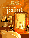 Click here for larger photo of Paint : Colors, Techniques, Inspiration