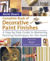 Complete Book of Decorative Paint Finishes
