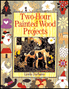 Click here for larger photo of Two-Hour Painted Wood Projects
