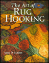 Click here for larger photo of The Art of Rug Hooking