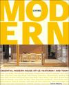 Click here for larger photo of Living Modern : Bringing Modernism Home