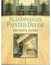 Click here for larger photo of Scandinavian Painted Decor