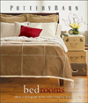 Click here for larger photo of Pottery Barn Bedrooms (Pottery Barn Design Library)