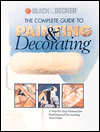 Click here for larger photo of Black & Decker: The Complete Guide to Painting & Decorating