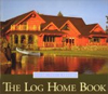 Click here for larger photo of Log Home Book, The Pb