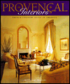 Click here for larger photo of Provencal Interiors: French Country Style in America