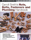 Click here for larger photo of Carroll Smith's Nuts, Bolts, Fasteners and Plumbing Handbook (Motorbooks Workshop)