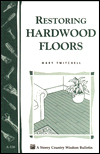 Click here for larger photo of Restoring Hardwood Floors (Storey Publishing Bulletin)