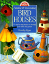 Click here for larger photo of Painting & Decorating Birdhouses: 22 Step-By-Step Projects to Beautify Your Home and Garden