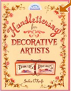 Click here for larger photo of Handlettering for Decorative Artists