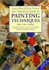 Click here for larger photo of The Complete Book of Painting Techniques for the Home