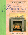 Click here for larger photo of Annie Sloan Decorative Paint Effects: A Practical Guide