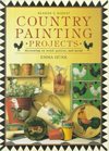 Click here for larger photo of Country Painting Projects: Decorating on Wood, Pottery, and Metal