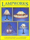 Lampworks: Full Size Patterns for Stained Glass Lampshades