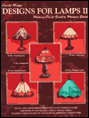 Click here for larger photo of Designs for Lamps II: Patterns for 22 Small to Medium Shades