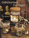 Paint Cobblestone Cottages From Junk Jars: Decorative Faux Painting