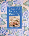 Click here for larger photo of Cottage-Style Decorative Painting
