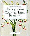 Click here for larger photo of Decorating Furniture: Antique and Country Paint Projects