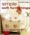 Click here for larger photo of Simple Soft Furnishings: 50 Stylish Home Sewing Projects To Transform Your Home