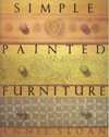 Click here for larger photo of Simple Painted Furniture