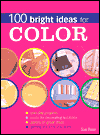 Click here for larger photo of 100 Bright Ideas for Color