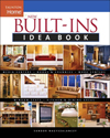 Click here for larger photo of New Built-Ins Idea Book (Idea Books)