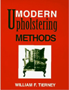 Click here for larger photo of Modern Upholstering Methods