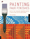 Click here for larger photo of Painting Faux Finishes With the Color Shaper Wide: A Creative Guide for Faux Finish Painters