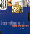 Click here for larger photo of Decorating With Fabric and Pattern