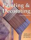 Click here for larger photo of Painting & Decorating: Skills and Techniques for Success