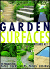 Click here for larger photo of Garden Surfaces: 20 Projects for Paths, Decks, Steps, Patios, and Edgings
