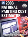 2003 National Painting Cost Estimator