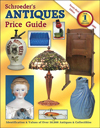 Click here for larger photo of Schroeders Antiques Price Guide