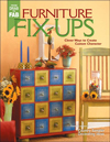 Click here for larger photo of Furniture Fix-Ups : 75 Easy Ideas for New Looks (From Drab to Fab)