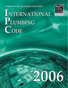 Click here for larger photo of International Plumbing Code 2006 : Softcover Version (International Plumbing Code)