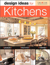 Click here for larger photo of Design Ideas for Kitchens (Design Ideas Series)
