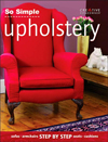 Click here for larger photo of So Simple Upholstery