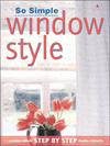 Click here for larger photo of So Simple Window Style