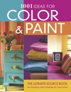 Click here for larger photo of 1001 Ideas for Color & Paint