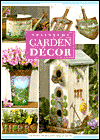 Painted Garden Decor