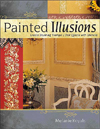 Painted Illusions: Create Stunning Trompe L'Oeil Effects With Stencils