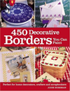 450 Decorative Borders You Can Paint: Four Hundred Fifty Borders You Can Paint
