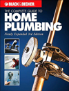 The Complete Guide to Home Plumbing : Newly Expanded 3rd Edition (BLACK & DECKER COMPLETE GUIDE)