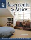 IdeaWise Basements & Attics: Inspiration & Information for the Do-It-Yourselfer (IdeaWise)