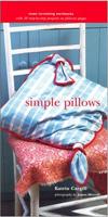 Simple Pillows (Home Furnishing Workbooks)