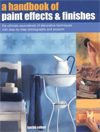 Click here for larger photo of A Handbook of Paint Effects & Finishes