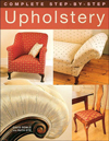 Click here for larger photo of Complete Step-by-Step Upholstery