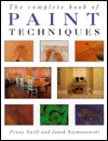 Click here for larger photo of The Complete Book Of Paint Techniques