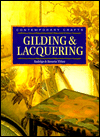 Gilding & Lacquering: Contemporary Crafts