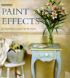 Click here for larger photo of Paint Effects: 25 Decorative Projects for the Home